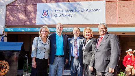Oro Valley Will be Home Base for UA Veterinary School | Arizona Public Media | CALS in the News | Scoop.it
