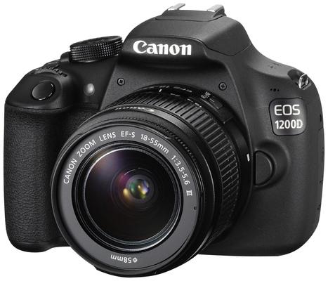 Canon EOS 1200D : un reflex premier prix et une application d'apprentissage pour débutant | Intervalles | Scoop.it