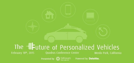Buckle Up - The Future of Personalized Vehicles [1-day conference] | Social Innovation & Sustainability | Scoop.it