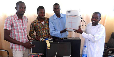 Jerry Do It Together : Le Tchad rejoint l'aventure ! - Mon regard d'africain sur le LIBRE ... | Jerry, Do It Together | Scoop.it