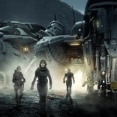 Oscar Effects: How Prometheus explored the future ... - Digital Trends | PhD Art Practice | Scoop.it
