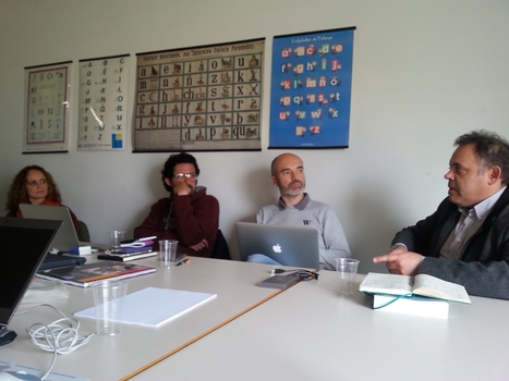 Trobada GREIP-equip ICAR de Lyon | GREIP Grup de Recerca en Ensenyament i Interacció Plurilingües | Scoop.it