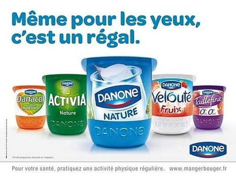 Chez Danone, on fait pots neufs #2 | Le marketing dans l'agroalimentaire | Scoop.it