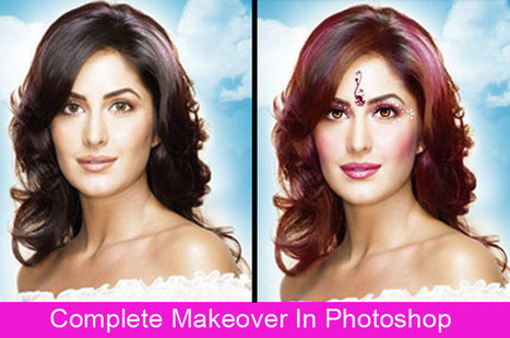muhammad_mairaj : I will do MAKEOVER on Your photo which looks natural for $5 on www.fiverr.com | ETutorialBlog | Scoop.it