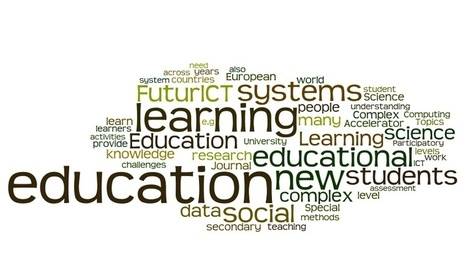 The FuturICT education accelerator | FuturICT Journal Publications | Scoop.it