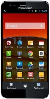 Specifications of Panasonic Eluga A ~ Latest Technology Gadgets News | Smart Watch | Scoop.it