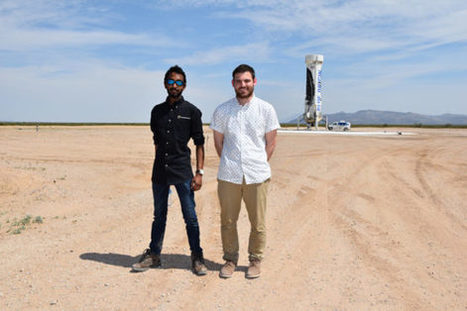 Supporting Payload Integration on Blue Origin's New Shepard | The NewSpace Daily | Scoop.it