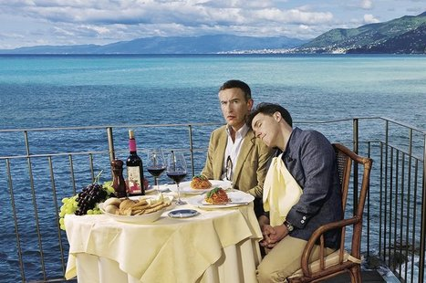 Steve Coogan and Rob Brydon eat again and take The Trip to Italy | fashion | Scoop.it