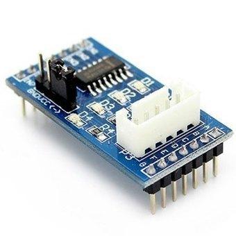 ULN2003 5 Line 4 Phase Stepper Motor Driver Module for Arduino UNO MEGA R3 Mega2560 Duemilanove Nano (On-board ULN2003A Chipset) | Raspberry Pi | Scoop.it