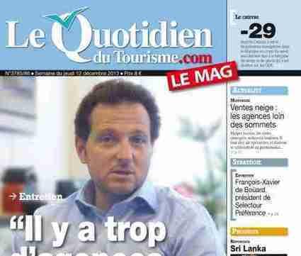 Un tiers des Français rêve d'un voyage comme cadeau de Noël - Destination sur Le Quotidien du Tourisme | Inspiration voyage & tourisme | Scoop.it