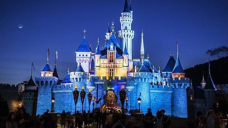 How CAD Software Training Helped Design Disney Castles | Computer Aided Design | Scoop.it