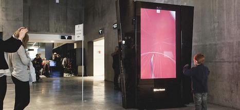Clear Channel et l'Orchestre de Paris créent un totem digital « philharmonique » | Clic France | Scoop.it
