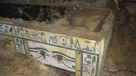 Arqueólogos de la UJA hallan la momia de una importante dama faraónica en Asuán | Egiptología | Scoop.it