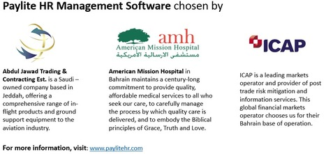 Paylite HRMS welcomes American Mission Hospital, ICAP and Abdul Jawad Trading & Contracting Est | PRLog | Human resource management system | Scoop.it