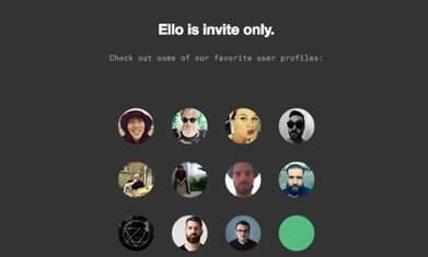 Ello might or might not replace Facebook, but the giant social network won't last forever | MA DTCE | Scoop.it