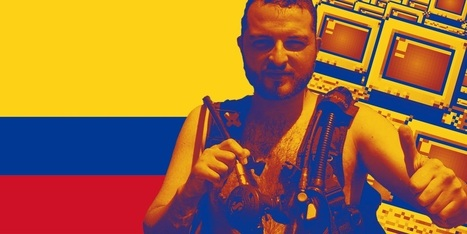 Colombian student faces almost a decade in jail for sharing a research paper online | Peer2Politics | Scoop.it