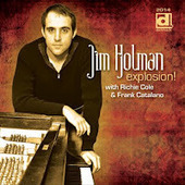 Jim Holman - Explosion! (Delmark, 2012)   Jazz from WNMC   Scoop.it