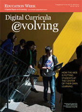 Education Week: Digital Curricula Evolving | college and career ready | Scoop.it