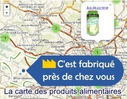 Open Food Facts | Gouvernance alimentaire | Scoop.it