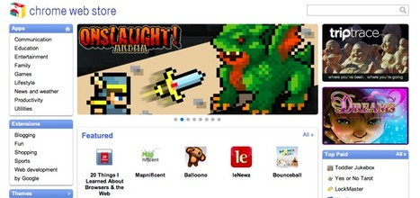 HTML5 Game Maker Looks To Transcend Sleepy Chrome Web Store Sales OniOS | Mobile gaming in webapps | Scoop.it