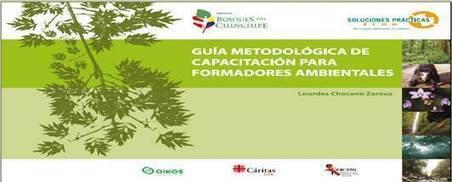 Guía Metodológica de Capacitación para formadores ambientales   Espacios Multiactorales   Scoop.it