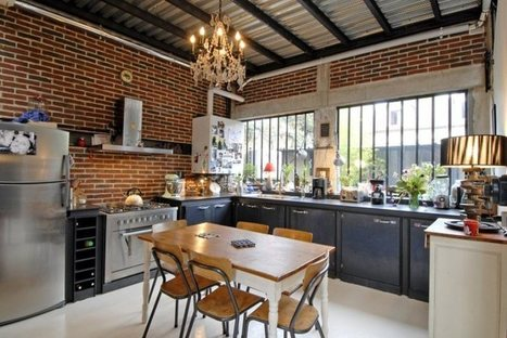 Cool Kitchen Design In Small Space | News Info | Scoop.it
