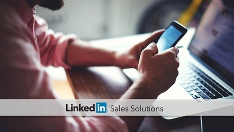 Want to take your social selling efforts to the next level? Call your marketer | Social Selling:  with a focus on building business relationships online | Scoop.it