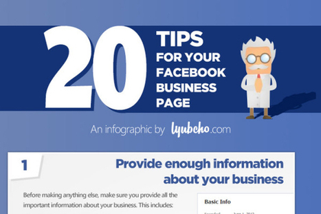 How to Get More Likes on a Facebook Business Page | Get more page views | Scoop.it