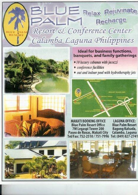 Blue Palm Resort Laguna | Private Swimming Pool | Scoop.it