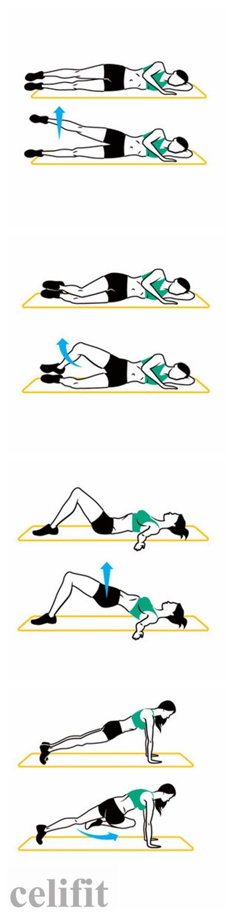 4 Workouts to Slim Your Legs and Butt / Healthy Weight Loss Tips   Healthy weight loss   Scoop.it