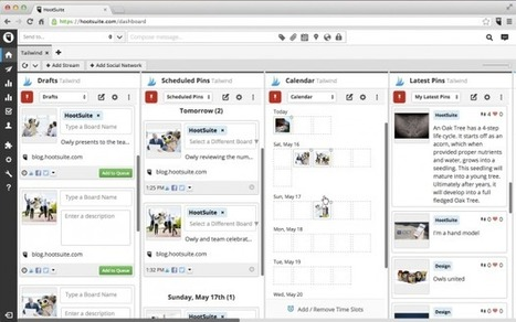 Improve Your Pinterest Strategy with Tailwind for Hootsuite | Pinterest | Scoop.it