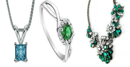 Gemstone Jewelry: Suits The Present Fashion Trend | Trade Zone | Scoop.it
