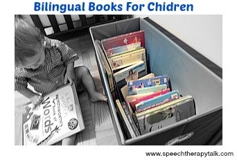 Bilingual Books For Children | Speech Therapy | Scoop.it