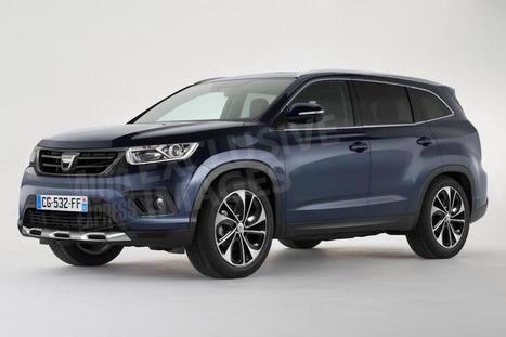 Dacia Duster 2018 : 7 places au programme | MonAutoNews | Scoop.it