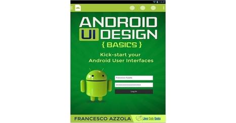 Android UI Design | Bazaar | Scoop.it