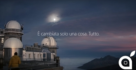 "Apple pubblica lo spot ""Potentissimo"" dedicato ad iPhone 6s [Video] 