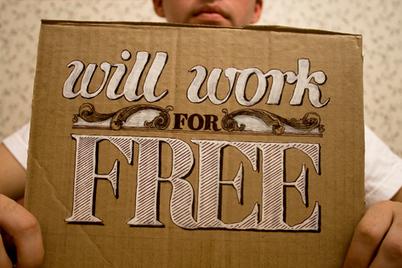 I work for free (sometimes). | Du fait main & some handmade | Scoop.it