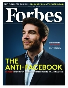 How LinkedIn Has Turned Your Resume Into A Cash Machine - Forbes | Social Media and Technology | Scoop.it