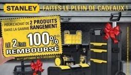 Offre de remboursement sur la gamme de rangement Stanley Fatmax | Le monde de l'outillage professionnel | Scoop.it