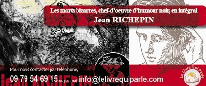 Jean Richepin en Livre audio | livres audio, lectures à voix haute ... | Scoop.it