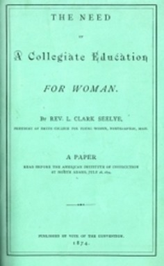 """Ladies at Amherst"": Early debates over coeducation at Amherst ... 