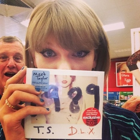 Taylor Swift Pulls Her Music From Spotify   Kill The Record Industry   Scoop.it