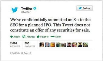 Twitter IPO: What's the Big Deal? | Absolut1893 | Scoop.it