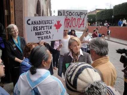 La Jornada: Piden a embajadora de Canadá interceder para evitar la destrucción de Wirikuta   MOVUS   Scoop.it