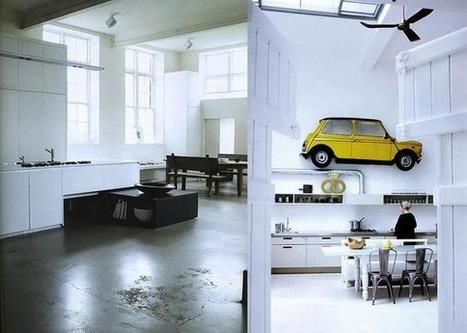 Gorgeous Scandinavian Kitchen Design Ideas | Interior Life | Scoop.it