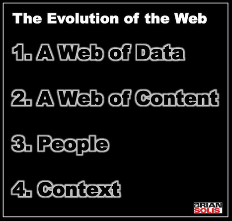 The End of the Destination Web and the Revival of the Information Economy | Brian Solis | Social Media Content Curation | Scoop.it