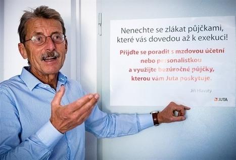 Šéf Juty chrání své lidi před lichváři | Zamilovaný Ptakopysk | Scoop.it