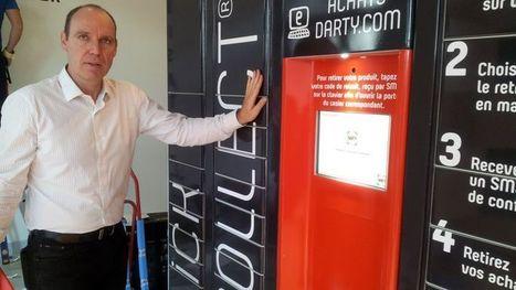 Darty veut faire revenir en magasin les accros au web | Oyez & the press | Scoop.it