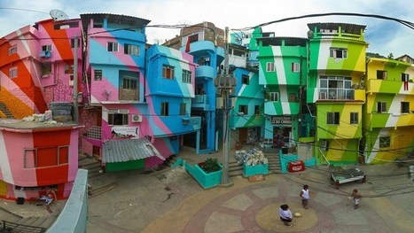 How painting can transform communities | Interesting things :) | Scoop.it