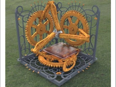 Steampunk Meets 3D Printing: Our Top 7 3D Printed Steampunk Designs - 3DPrint.com | steampunk | Scoop.it